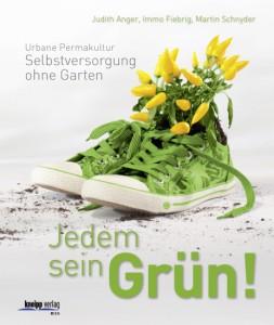 Buch: Jedem sein Grün